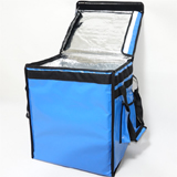 "PK-66VB: Insulated food delivery bags, hot pizza delivery backpack, keep warmer, 16"" L x 12"" W x 18"" H"