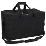 "PK-73A: Reliable delivery bags, easy for cleaning single shoulder bags, 20"" L x 14"" W x 16"" H"