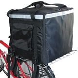 PK-140Z: Thermal bag, reliable insulated food delivery backpacks, stain resistent, 20